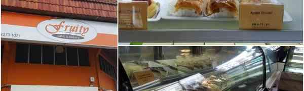 KY eats – Apple Strudel at Fruity Cake & Bakery, Klang