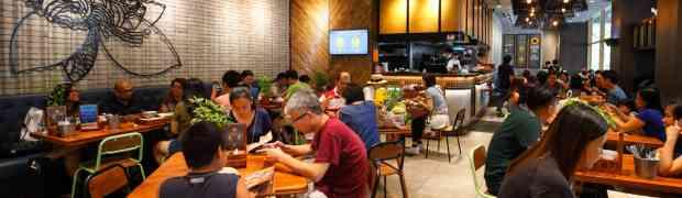 Ăn Viet Vietnamese Restaurant @ Sunway Pyramid