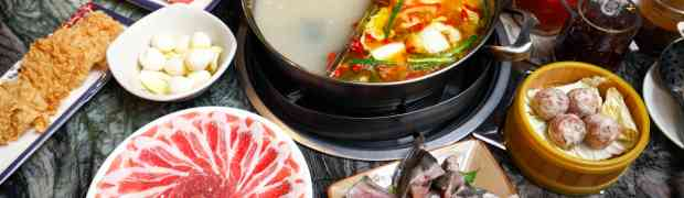 Dian Huo Xin Wo Steamboat Restaurant @ Kelana Jaya