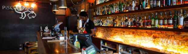 Pisco Bar @ Jalan Mesui, Bukit Bintang