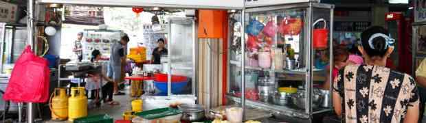 Delicious Tong Yuen (Glutinous Rice Balls) @ Pin Chou, Klang