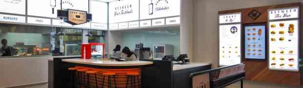 Wayback Burgers @ Melawati Mall