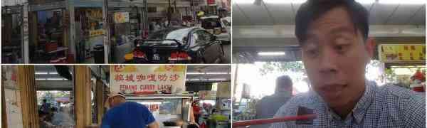KY eats – Penang Kuantan Road Curry mee, Mei Keng kopitiam, PJ