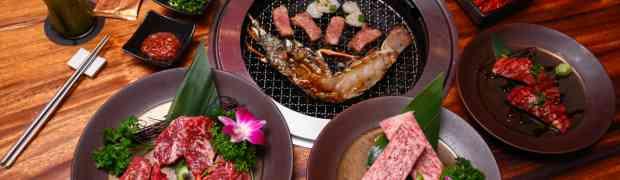 Yakiniku Toraji's Improved Premium Course @ Isetan The Japan Store
