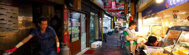 Lan's Minced Pork Shop (岚肉燥专卖店) @ Taichung Second Market