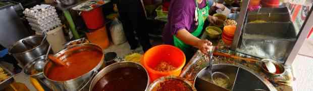 Curry Laksa @ Restoran Asia Laksa Senawang, Seremban