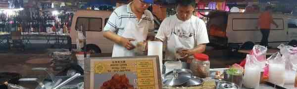 KY eats – Stinky Tofu (臭豆腐) at Meru Pasar Malam, Klang