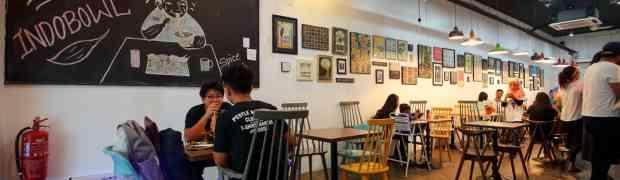IndoBowl – Indomie Cafe @ Sungai Besi