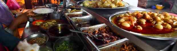 Nasi Lemak Ujong Pasir @ Restoran Ming Huat, Melaka