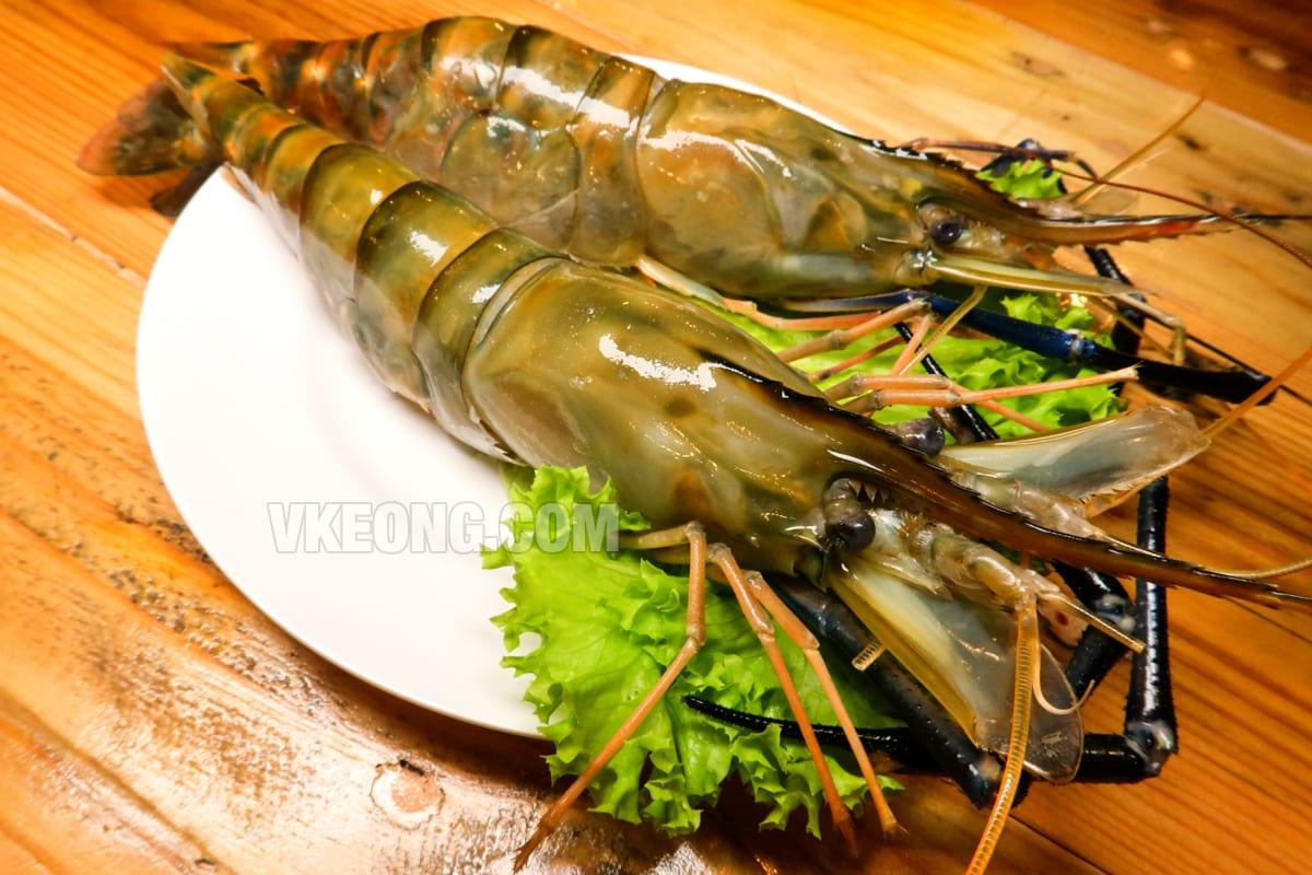 Talaykrata-Seafood-BBQ-Publika-Freshwater-Prawn