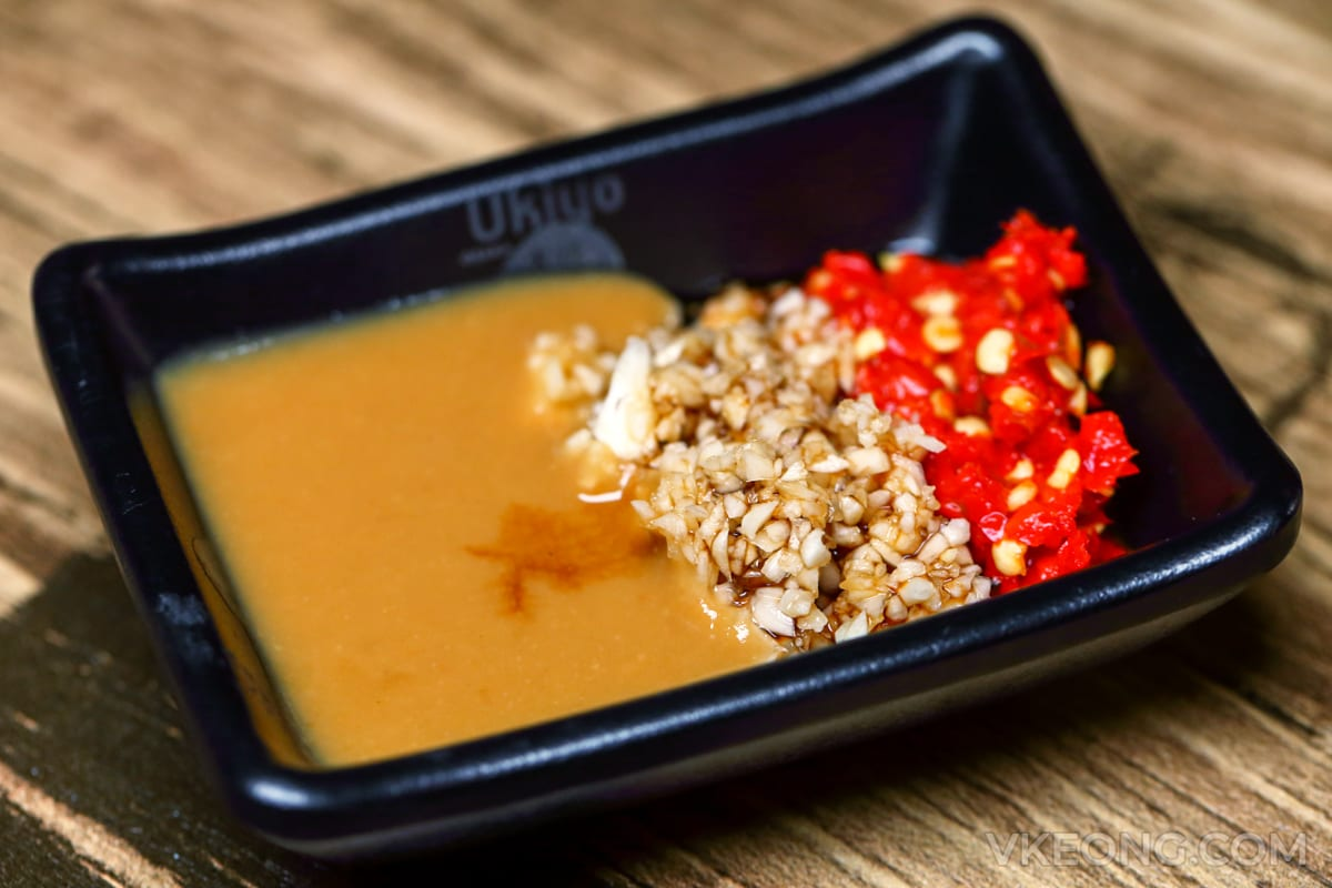 Ukiyo-Osaka-Yakiniku-Homemade-Dipping-Sauce