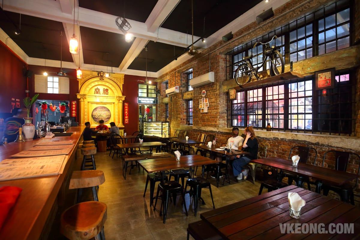 Oldies-Cafe-Jalan-Sultan-KL-Interior