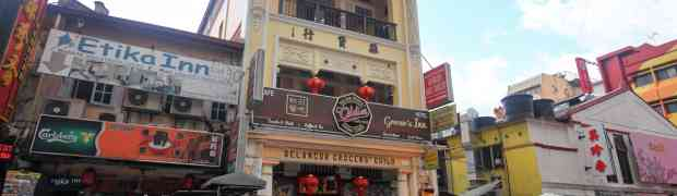 Oldies Cafe Bar @ Jalan Sultan, Petaling Street KL