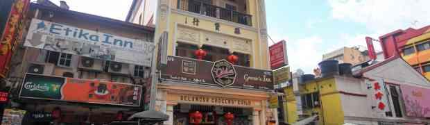 Oldies Cafe Bar @ Jalan Sultan, Petaling Street KL