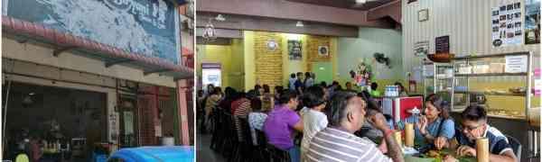 KY eats – Bamboo Briyani Taste & See, Klang