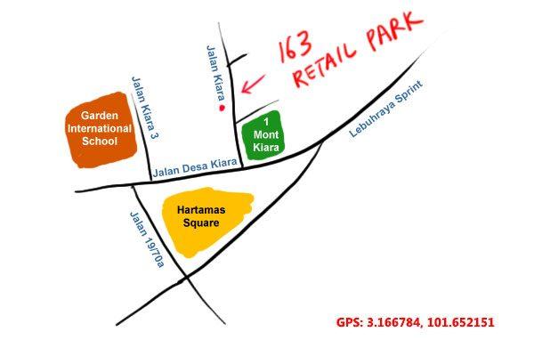 163-retail-park-map