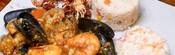 Sinful Seafood & Desserts @ Plaza Arkadia, Desa Park City