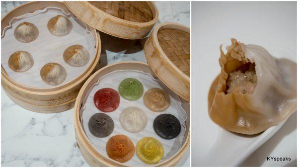 Dynasty 8-Flavours Xiao Long Bao, Bak Kut Teh Xiao Long Bao