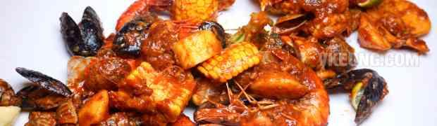 Seafood Tabur Buffet @ Talaykrata Seafood BBQ, Publika