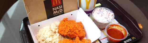Ramadan Menu Offerings @ Mcdonald's Malaysia