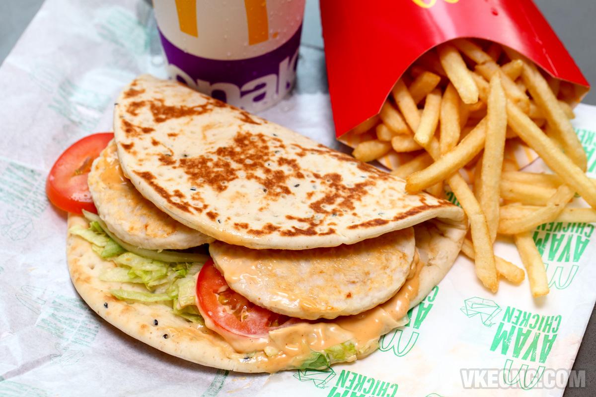 McDonald's-Chicken-Foldover