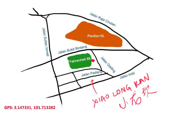 map to authentic xiao long kan sichuan steamboat